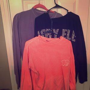 Ivory Ella shirts